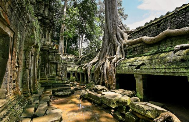 Angkor Temples, Food and Family Fun 3 days