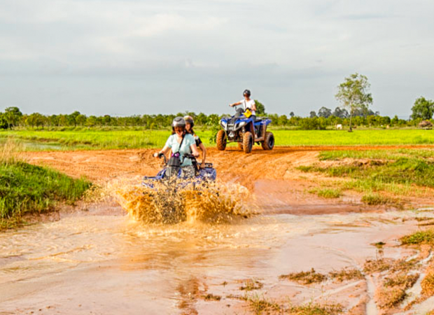 Sunset Countryside Tour by Quad Bike (1 hour)