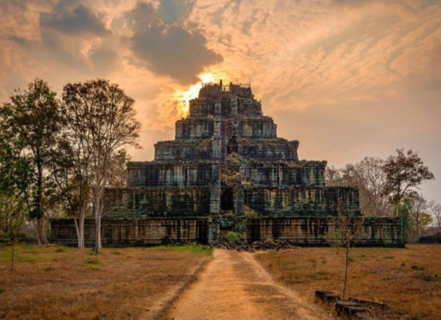 Beng Melea and Koh Ker Full Day Tour