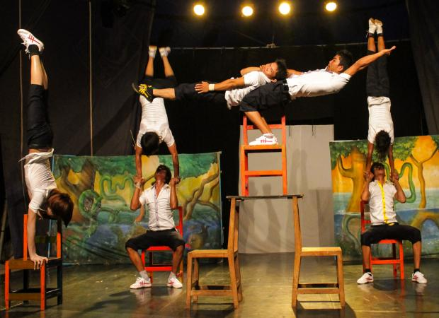 Phare Ponleu Selpak Circus School & Performance