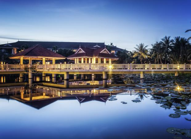 SOFITEL ANGKOR PHNKEETHRA GOLF & SPA RESORT